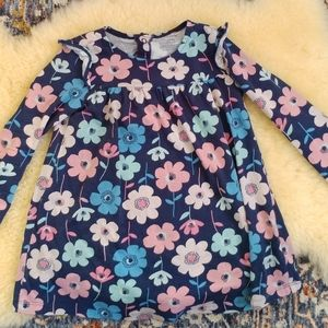 Carter's, Long sleeved dress, Size: 24 M